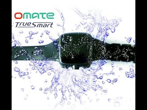 Omate TrueSmart watch won't ship with Google Play Store support after all