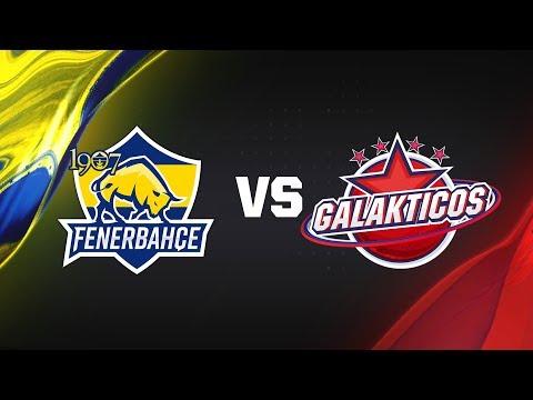 1907 Fenerbahçe Espor ( FB ) vs Galakticos ( GAL )   2018 Kış Mevsimi 2. Hafta