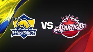 1907 Fenerbahçe Espor ( FB ) vs Galakticos ( GAL ) | 2018 Kış Mevsimi 2. Hafta