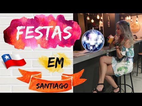 Festas em Santiago - de Segunda à Domingo!