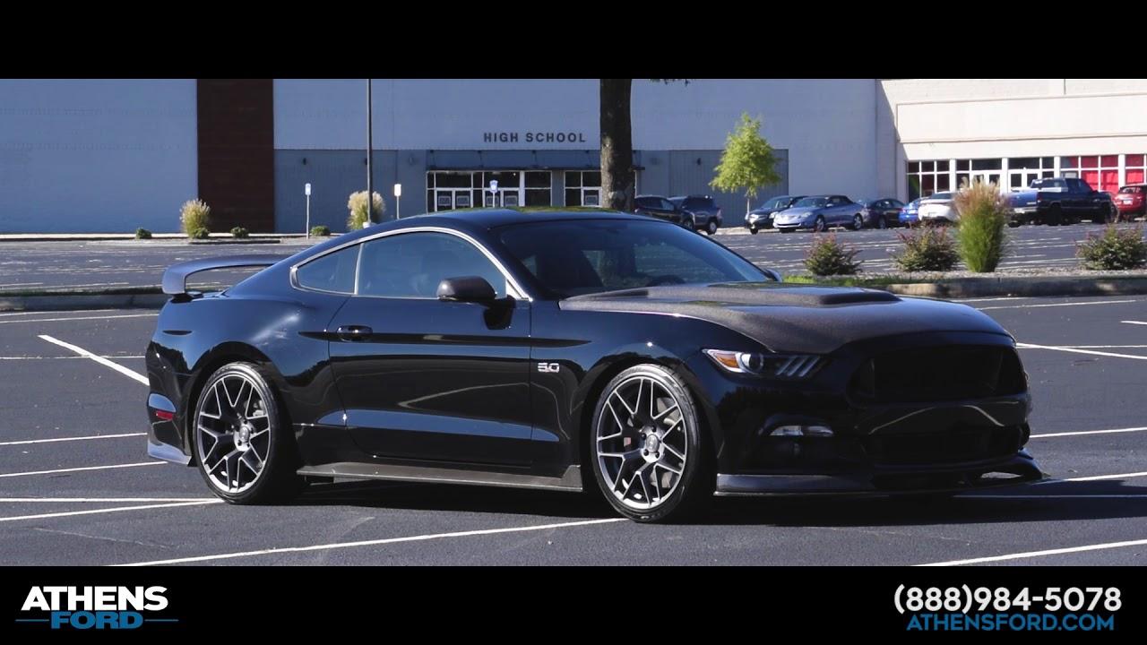 2017 Ford Mustang Gt Custom Build