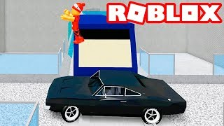 Roblox → DESTROYING THE VIPs VEHICLES!! -Car Crushers 🎮