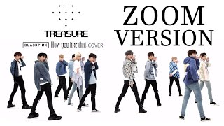 "Download Lagu [ZOOM VERSION] TREASURE (트레저) - BLACKPINK(블랙핑크) ""How You Like That"" Dance Cover (4K) mp3"