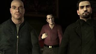 GTA IV - The Master and the Molotov (All Possibilities)