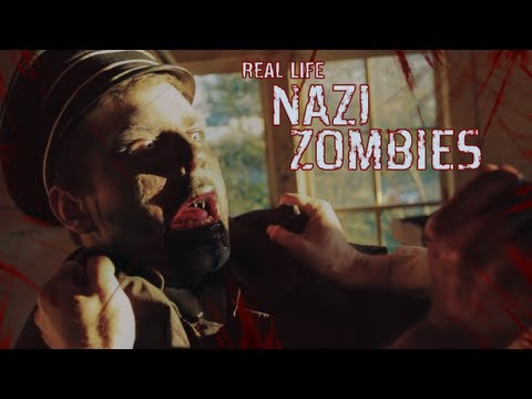 Real Life Nazi Zombies