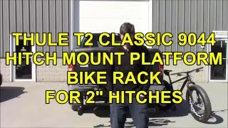thule t2 classic 9044 hitch mount