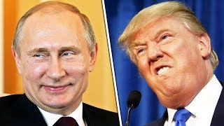Срочное сообщение! Путин РАЗВЁЛ Трампа на миллиард долларов!