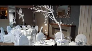 Зимнее оформление свадьбы