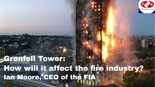 Grenfell Tower:  How will it effect the fire industry? | Seminar at FIREX (2018)