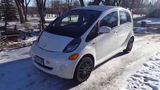 Mitsubishi i-MiEV American version 2012 Videos