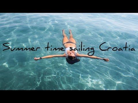 28. AMAZING BLUE LAGOON!!! Sailing Croatia | Sailing Around The World | Sail