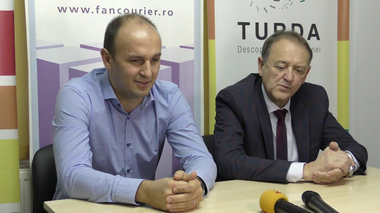 AHC Potaissa Turda - conferință de presă (18.12.2018)