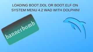 How to get the homebrew channel on dolphin emulator videos