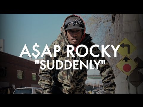 "A$AP ROCKY ""SUDDENLY"" DOCUMENTARY (TRAILER)"