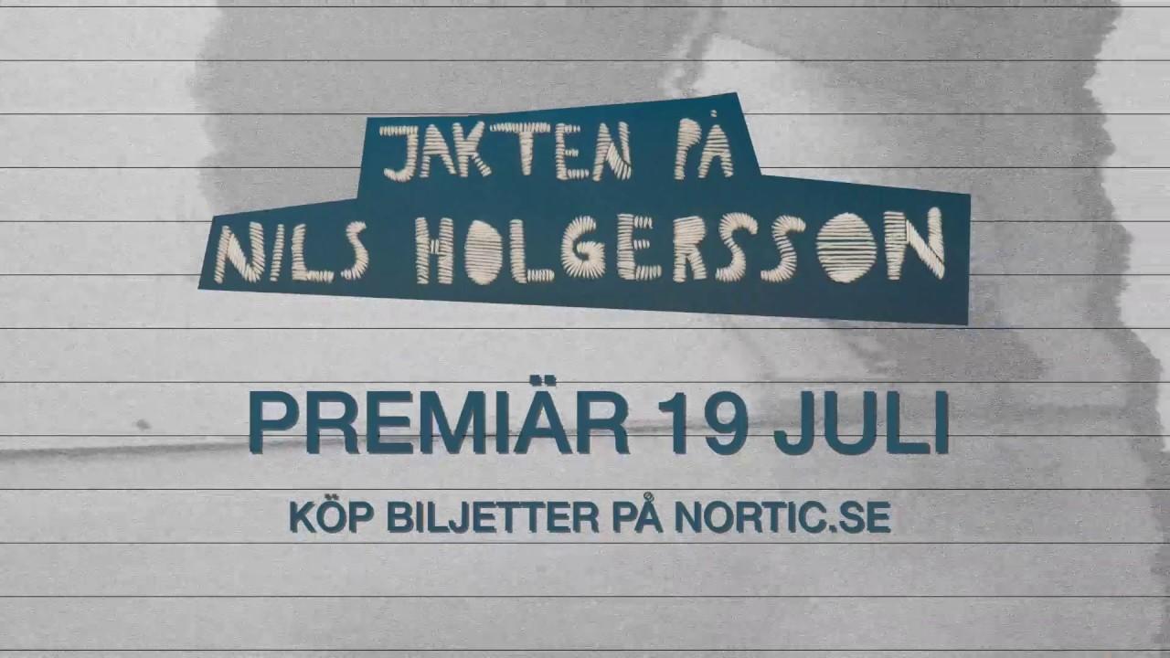 Jakten på Nils Holgersson   sommarteater   Östersund   Undantaget Trailer1