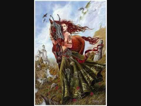 Irish Goddess Macha