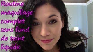 Routine maquillage complet [sans fond de teint liquide] Thumbnail