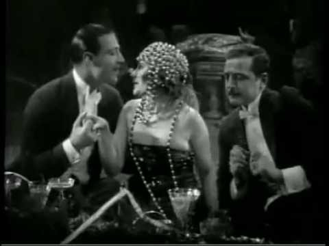 Rudolph Valentino in The Conquering Power (1921) - Short Clip Vintage Music.
