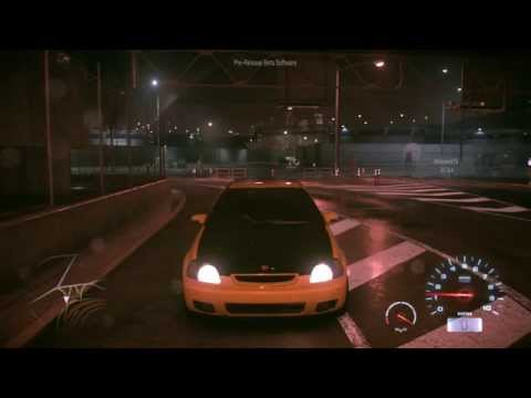 need for speed 2015 closed beta 500 hp honda civic type. Black Bedroom Furniture Sets. Home Design Ideas