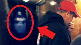 Top 10 Scary Ghost Videos Caught On Camera   Paranormal Activity Real Videos