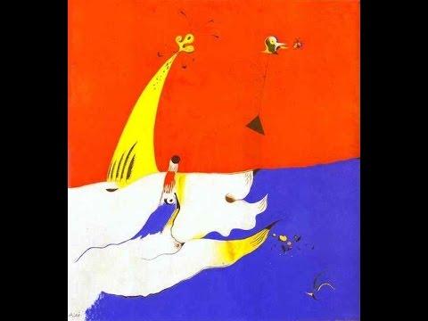 Joan Miró  _ Painter, Sculptor Surrealism, Dada