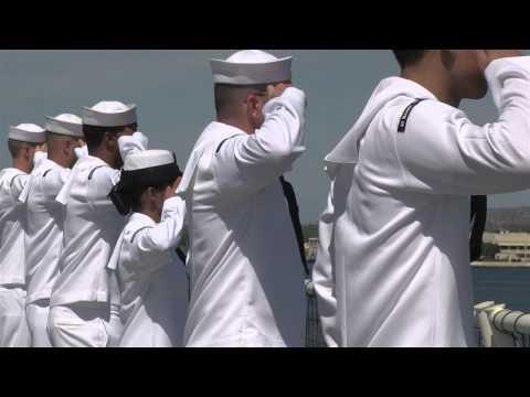 Life Aboard USNS Mercy