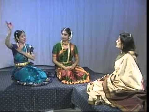 CalAA-TV Mood India Episode 17 on Indian Classical Dance Bharatnaatyam