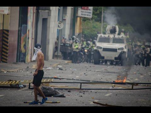 Protestas en Caracas 19/04/2017