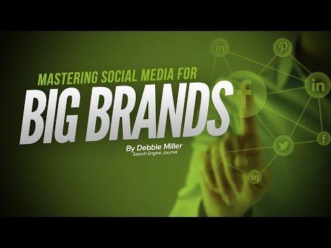 SEJ Marketing ThinkTank: Mastering Social Media for Big Brands