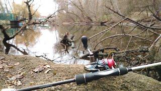 Как там с рыбалкой в Разумовке Суровый февраль в Запорожье Рыболовные заметки
