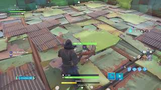 victor_no_lackin's free for all on fortnite