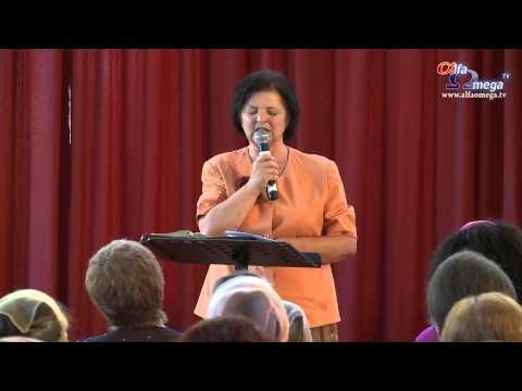 Conferinta de femei Mamaia 2012 - sesiunea 4.1 - Angela Tiprigan