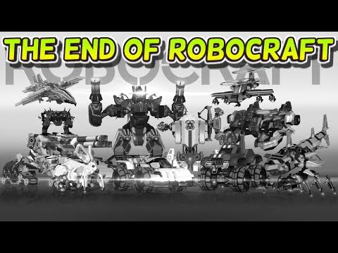 The End Of Robocraft