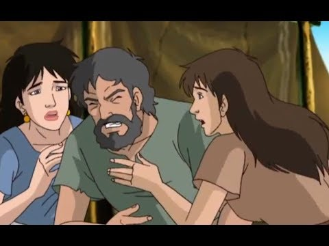 SAMSON AND THE PHILISTINES - The Old Testament, ep. 24 - EN