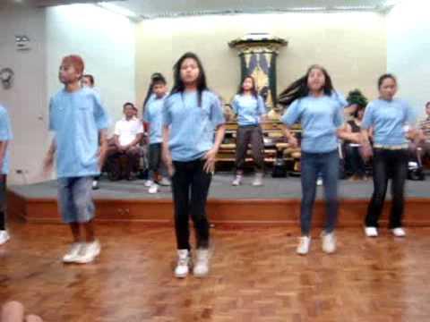 Soka Gakkai Philippines Manila Chapter Youth Division Dance Group