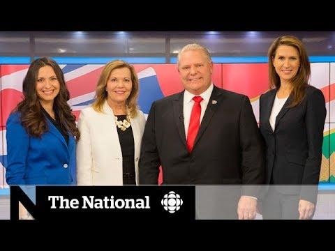 Ontario PC leadership debate takes place amid Patrick Brown controversy