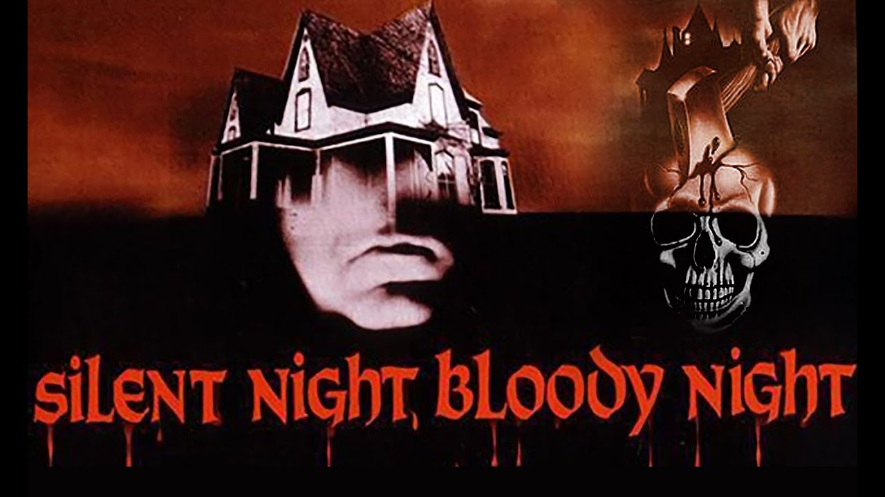 Silent Night, Bloody Night (1972) | Horror Mystery Thriller | Patrick O'Neal, James Patterson