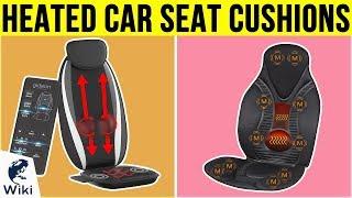 10 Best Heated Car Seat Cushions 2019