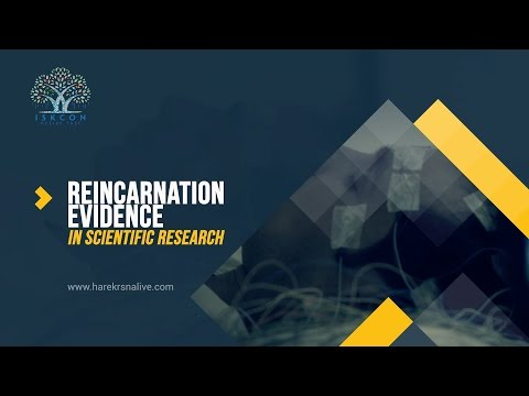 Reincarnation Evidence in Scientific Research