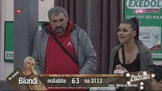 Zadruga 2   Zerina Pobesnela Kada Je Videla Banetove Lažne Suze   16.11.2018.
