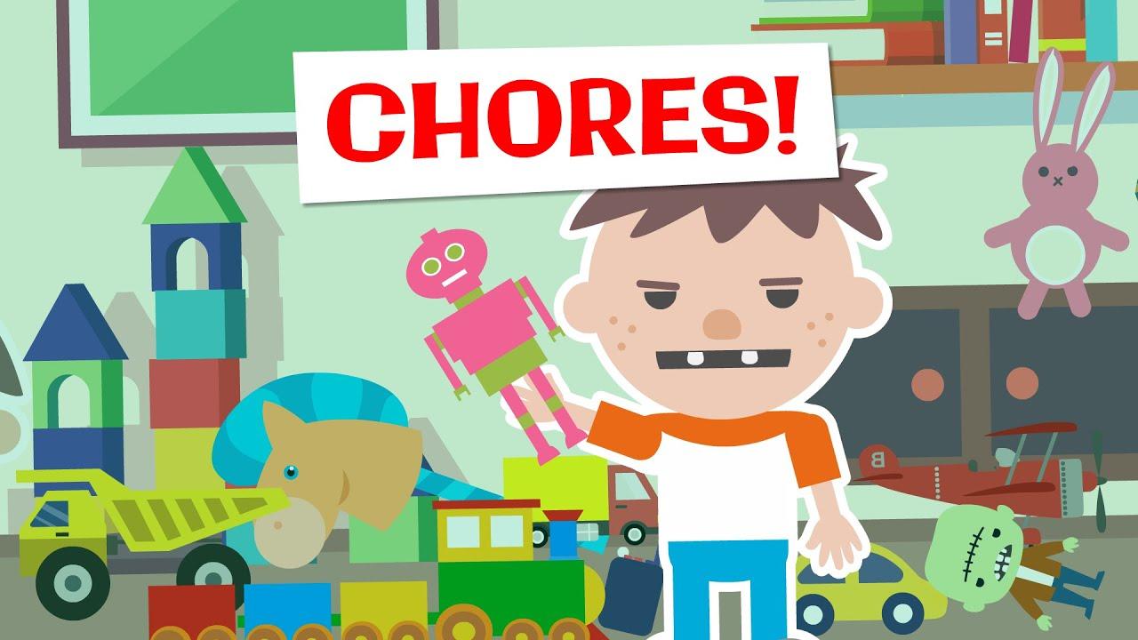 Do Your Chores, Roys Bedoys! - Read Aloud Children's Books