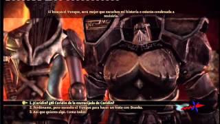 Dragon Age Origins Walkthrough 086(Llegamos a la camara final de los Caminos de las Profundidades donde para nuestra sorpresa vemos como Caridin aun sigue vivo ( en forma de golem )., 2010-10-21T06:58:45.000Z)