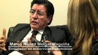 ENTREVISTA A MINISTRO MARCO NUÑEZ-MELGAR SOBRE PEXs sept 2012 (3/3) thumbnail