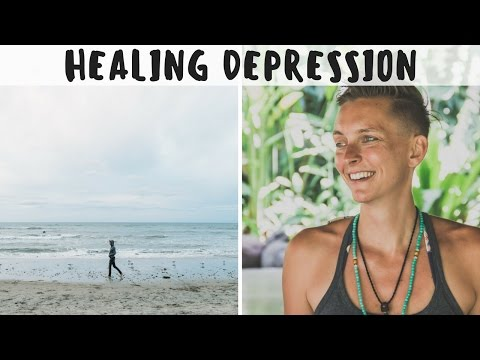 How I Healed My Depression (and found inner PEACE)
