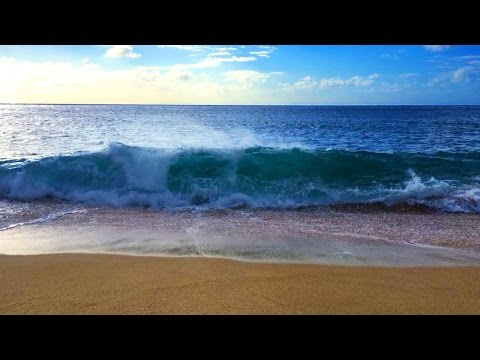 Ocean Waves Relaxation 10 Hours | Soothing Waves Crashing on