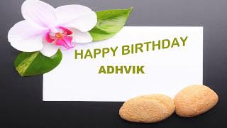 Adhvik   Birthday Postcards & Postales