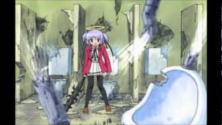 Dokuro-chan! - Episode 1, ~It's a bludgeoning angel!~