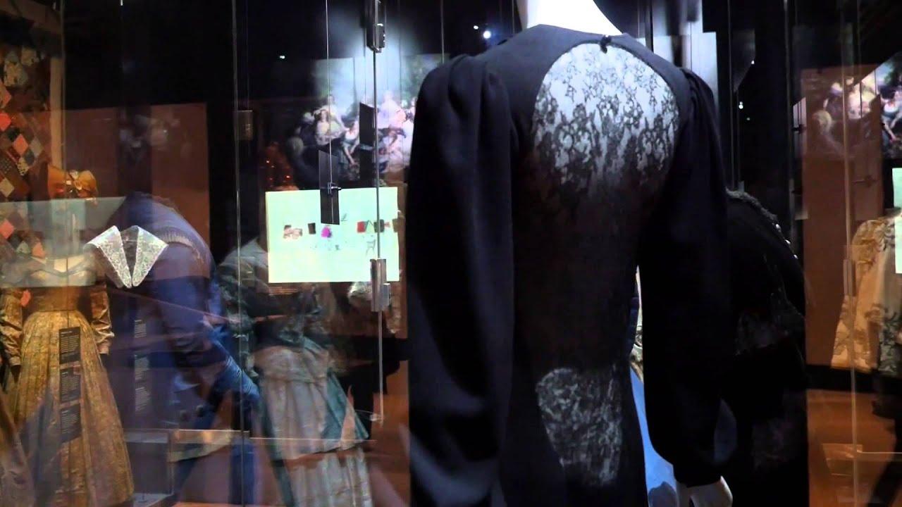 ba9b33b84ac Yves Saint Laurent: Style is Eternal' Exhibition - YouTube