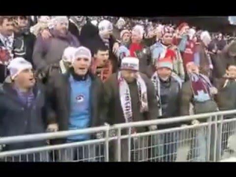 21 ARALIK 2010 Trabzonspor - IBBSK Mac Oykusu