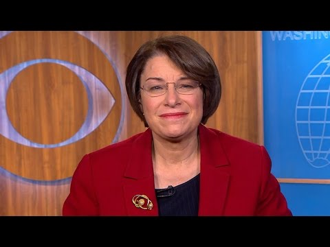 Sen. Klobuchar on firing of acting AG Yates, travel ban backlash